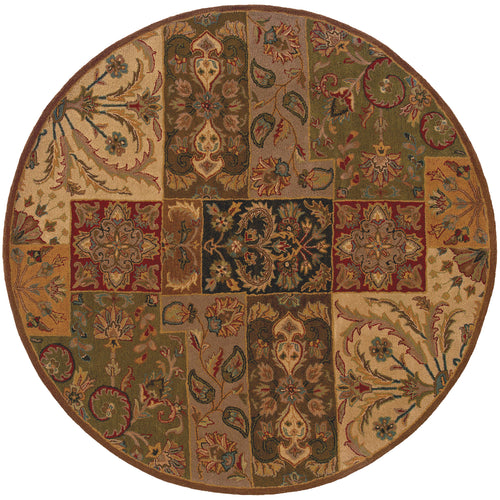 Oriental Weavers Windsor 23103 Beige/Brown Oriental Area Rug