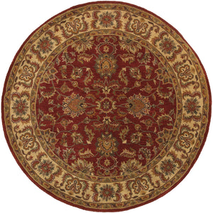 Oriental Weavers Windsor 23109 Red/Ivory Oriental Area Rug