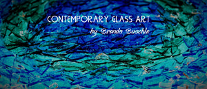The Glass Rainbow | Contemporary Glass Art by Brenda Buschle