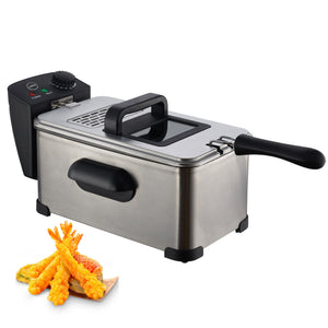 Lumme Deep Fryer