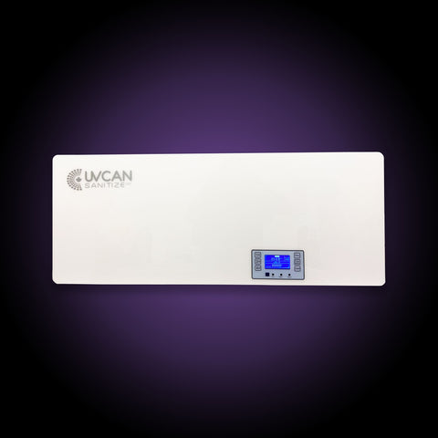 Product photo of UV CAN Cosmos Wall Mount UV Air Purifier