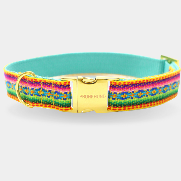 Yellow IBIZA collar