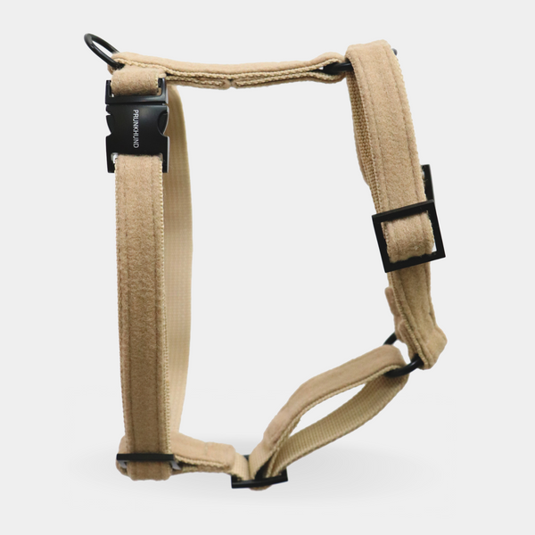 Dog harness CAMEL
