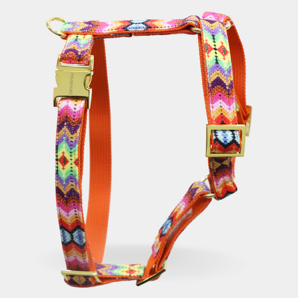 ZIGZAG dog harness