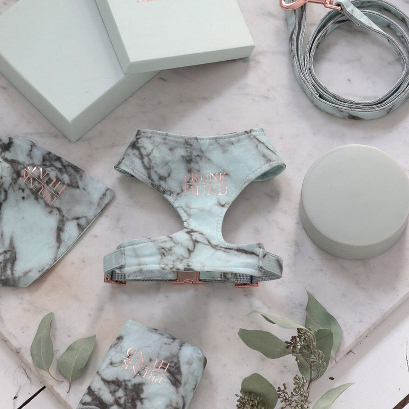 Softgeschirr MARBLE MINT