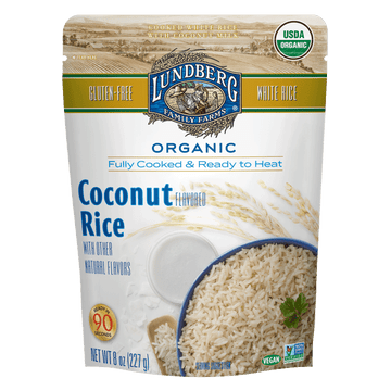 Organic Coconut Rice