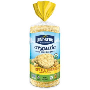 Organic Kettle Corn Rice Cakes