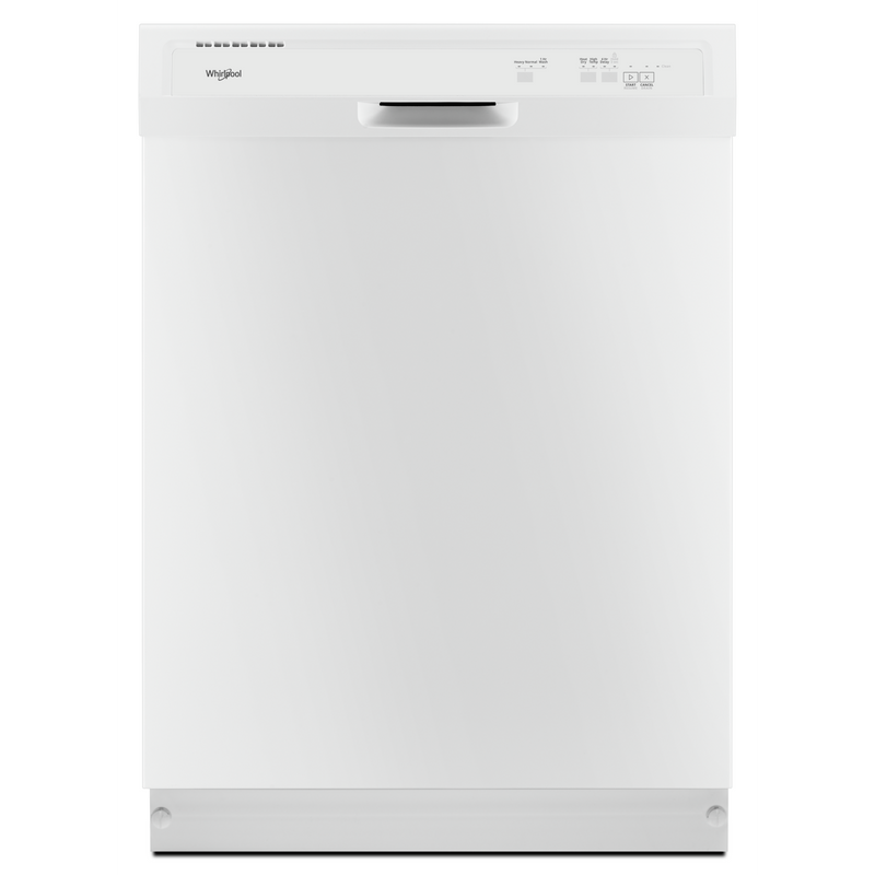 Heavy-Duty Dishwasher with 1-Hour Wash Cycle WDF330PAHW