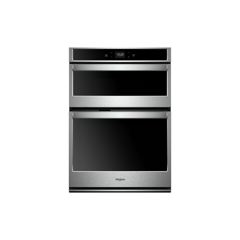 6.4 cu. ft. Smart Combination Wall Oven with Touchscreen WOC54EC0HS