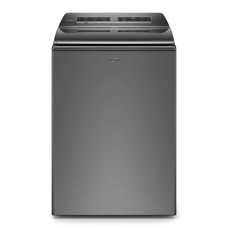 6.0 cu. ft. Top Load Washer with 2 in 1 Removable Agitator WTW8127LC