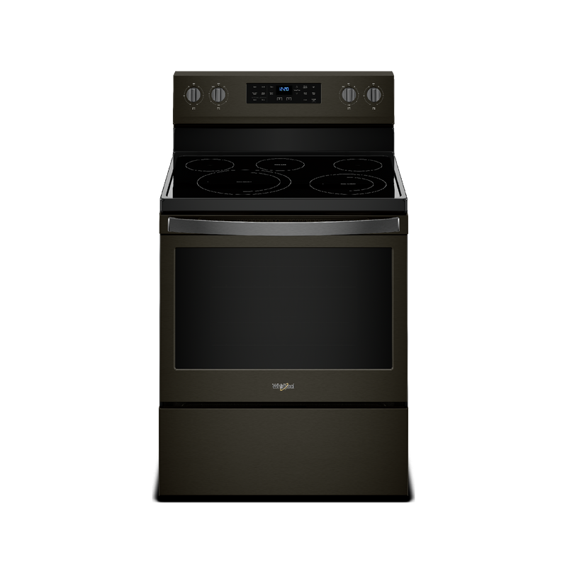 5.3 cu. ft. Freestanding Electric Range with Fan Convection Cooking YWFE550S0HZ