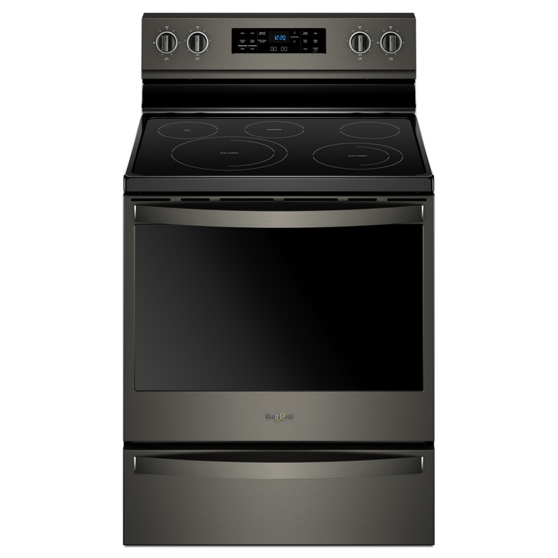 6.4 Cu. Ft. Freestanding Electric Range with Frozen Bake™ Technology YWFE775H0HW