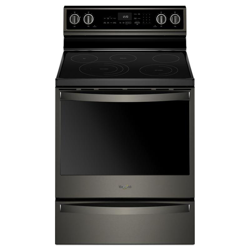 6.4 Cu. Ft. Smart Freestanding Electric Range with Frozen Bake™ Technology YWFE975H0HV