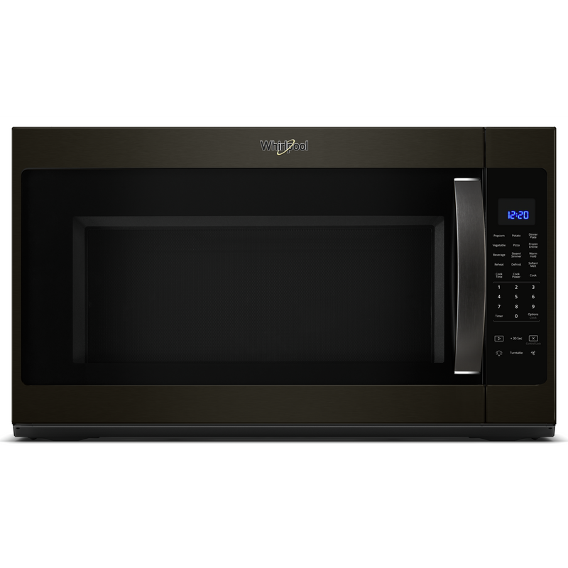 2.1 cu. ft. Over the Range Microwave with Steam cooking YWMH53521HB