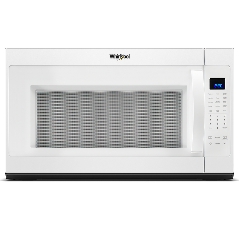 2.1 cu. ft. Over the Range Microwave with Steam cooking YWMH53521HW