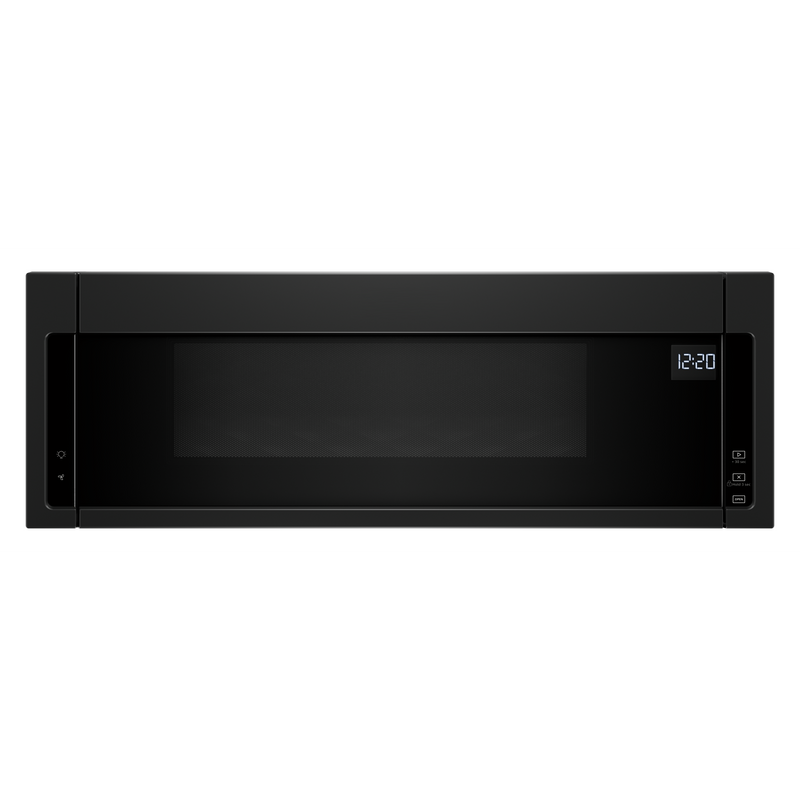 1.1 cu. ft. Low Profile Microwave Hood Combination YWML55011HW