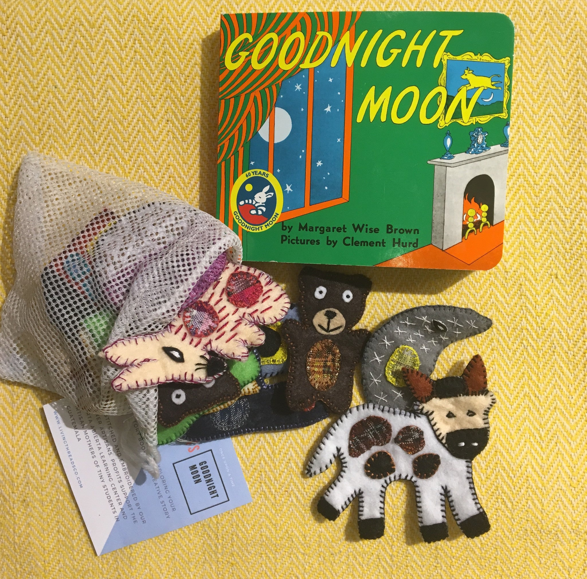 Puppet Set | Goodnight Moon