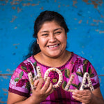Living Threads Co. partner artisan in Guatemala