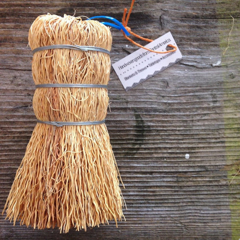 Natural Mexican root brush - Large