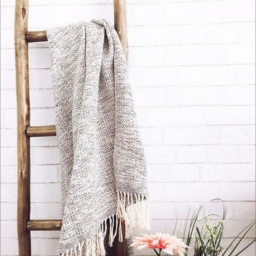 ZEN Yoga Blanket pictured by Sustainable Chic