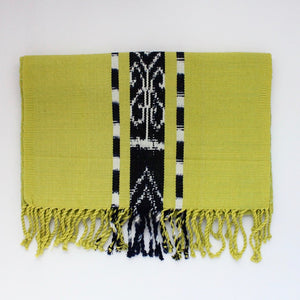 TAY | Table Runner | Chartreuse