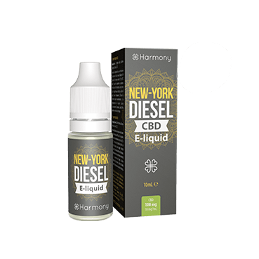 CBD E-Liquid New York Diesel