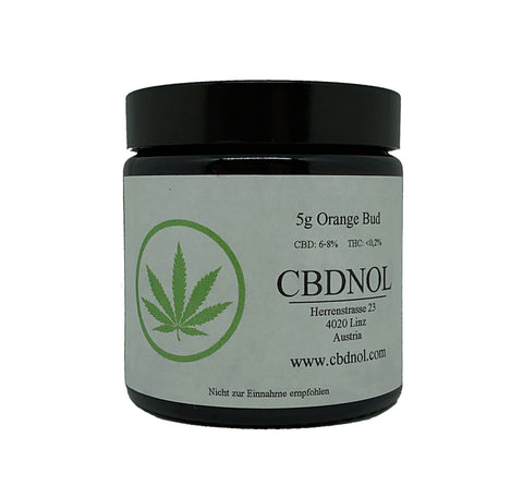 Canapa CBD Orange Bud - CBDNOL