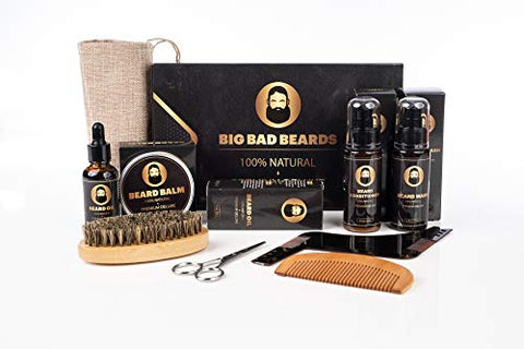 Premium Deluxe Grooming and Care Kit