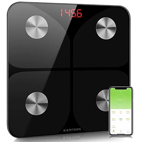 Scales for Body Weight - Body Composition Analyzer Body Fat Scales
