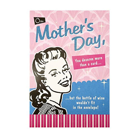 Mother's Day Card - Retro Mum!