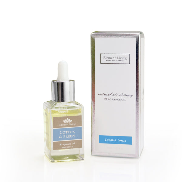 Element Living Cotton & Breeze Fragrance Oil