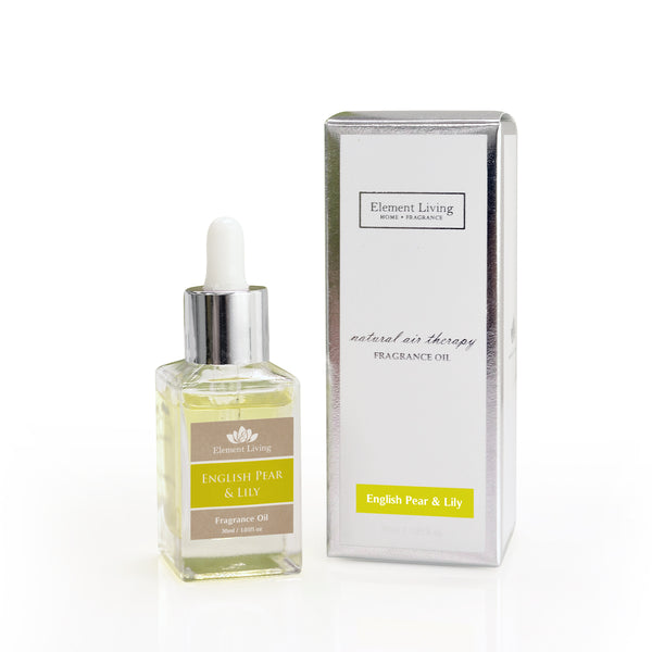 Element Living English Pear Pear & Lily Fragrance Oil