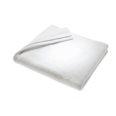 Hamam | GLAM Washcloth White