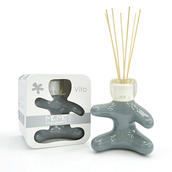 VITO Ceramic Diffuser - Grey