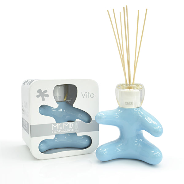 VITO Ceramic Diffuser - Light Blue