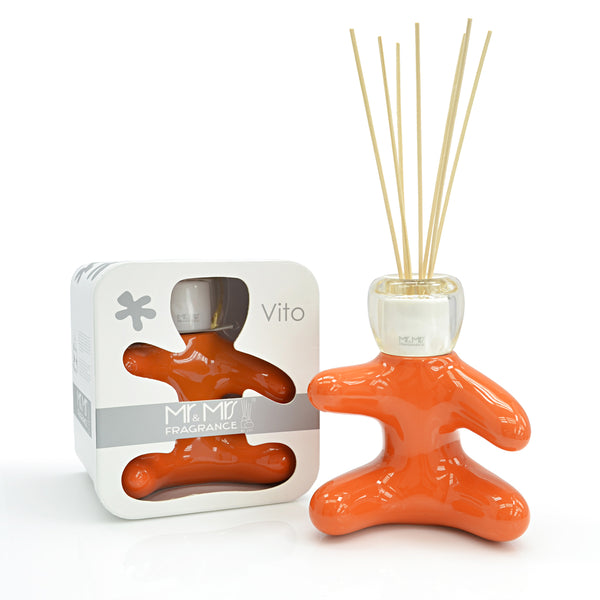 VITO Ceramic Diffuser - Orange