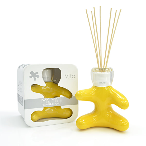 VITO Ceramic Diffuser - Yellow