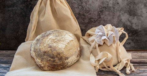 How to store sourdough bread in bags
