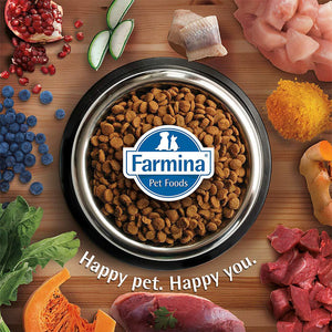 Farmina N&D Adult Quinoa, Duck, Cranberry & Chamomile Grain Free Dry Cat Food For Urinary