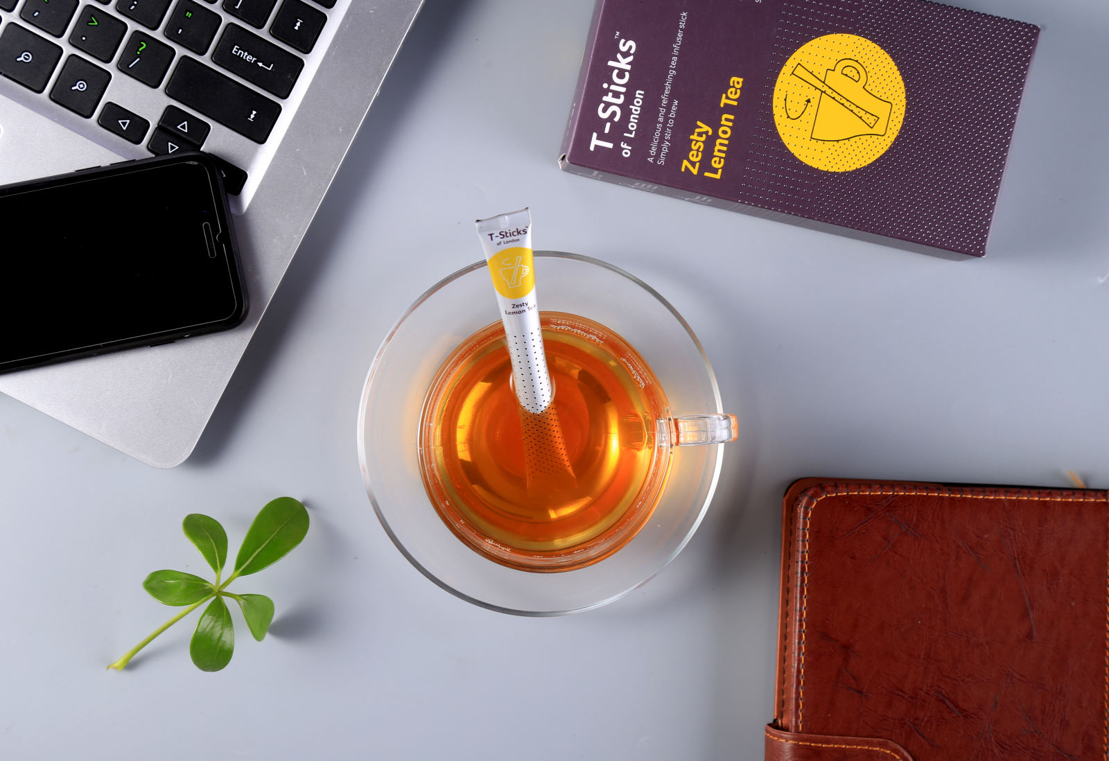 Zesty Lemon Tea / 2018 Great Taste