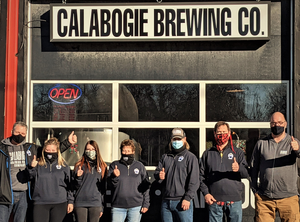 Calabogie Brewery Team Photo