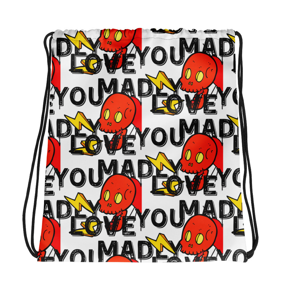 Love You Madly Cinch Bag