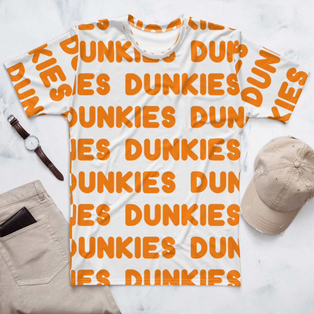 Dunkies All Over Print T