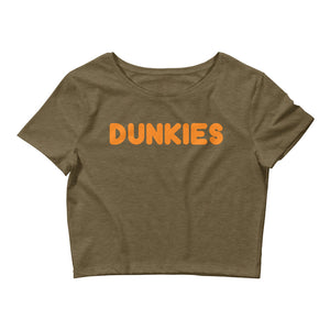 Dunkies Cropped T