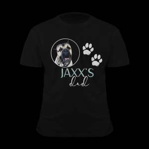 JAXX's Dad Short-Sleeve Unisex T-Shirt