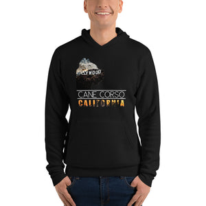 Open image in slideshow, Cane Corso California Edition Unisex hoodie