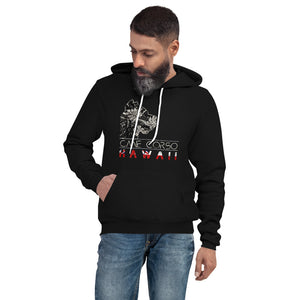 Open image in slideshow, Cane Corso Hawaii Edition Unisex hoodie