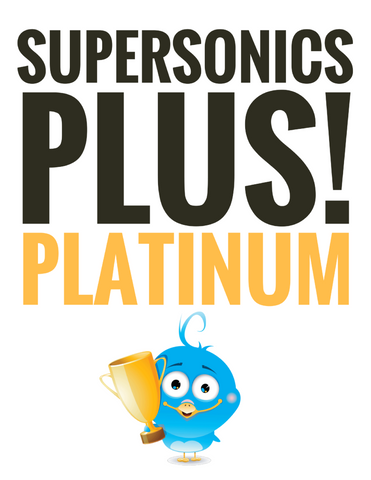 Supersonics Plus Platinum