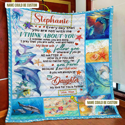 personalized-my-love-for-you-is-forever,-my-daughter,-dolphin-quilt-blanket--pod0801qlt0006