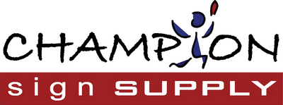 Champion Crafter and Sign Supply